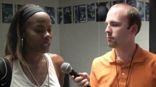 Tulsa Shock profile - Sheryl Swoopes