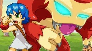Monster Tale Final Boss - Priscilla (No Damage, No Special Attacks) + Ending 100% Complete