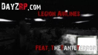 DayZRP - Legion Airlines