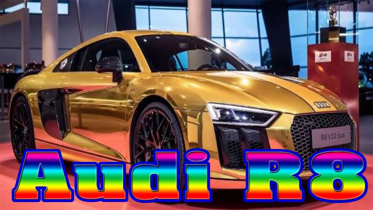 Audi R Audi R Spyder Audi R Price Audi R - 2018 audi r8 price