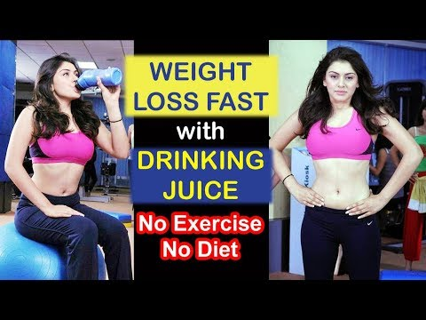 How to lose Weight Fast  at home – No Diet Plan – No Exercise