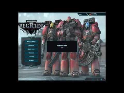 My Own Let's Play! Warhammer 40k: Regicide |
