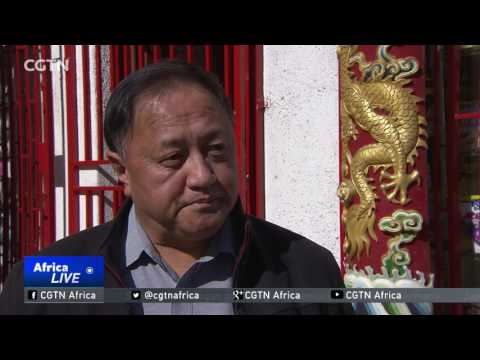 Chinese people have lived in South Africa for many generations