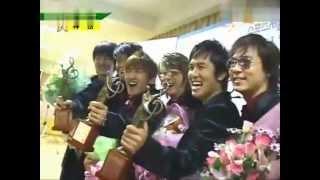 Video Shinhwa -- GOOD Morning (A) (cn sub) (2005) download MP3, 3GP, MP4, WEBM, AVI, FLV Agustus 2018