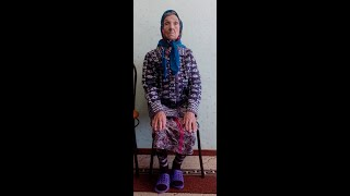Бабушка Маша. Ветеран труда! Ей 91 год!!!!!!!!