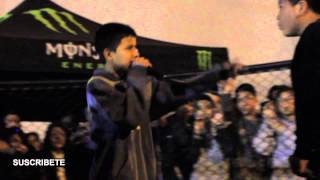 New Era vs Mc Calle - Vale Todo Monster II 2014