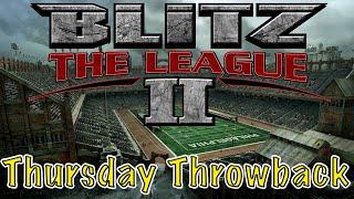 Butterfingaz?!?!? - Thursday Throwback NFL Blitz