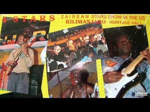 4 Etoiles/Les Quatre Etoiles (R.D.Congo): Zairean Stars in the Show vinyl 1989 - Soukous