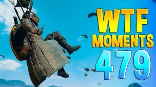 PUBG Daily Funny WTF Moments Highlights Ep 479