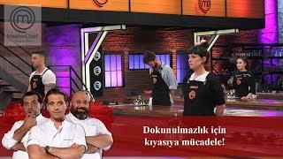 Dokunulmazlık mücadelesi   15. Bölüm   MasterChef Türkiye