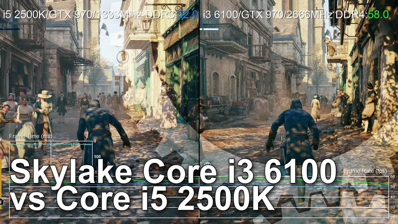 Intel Skylake: Core i3 6100 review • Eurogamer net