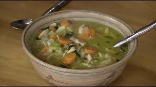 Potato Chip Chicken, Chicken Noodle Soup & Oatmeal Walnut Cookies (episode #232)