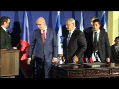 Czech PM Sobotka in Israel: Czech Republic among Israel's strongest EU allies