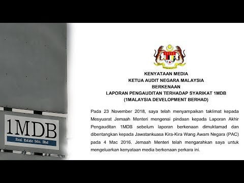 Jho Low's name removed from 1MDB final audit report, says auditor-general