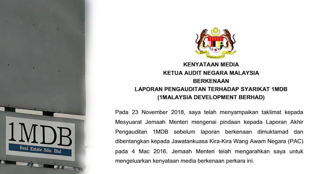 Jho Low's name removed from 1MDB final audit report, says ...
