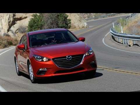2015 Mazda3 Review - AutoNation