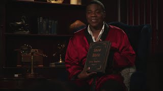Red Nose Day Tracy Morgan Sketch