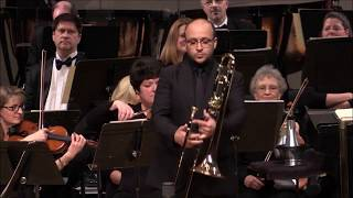 David Rejano - Principal Trombone Los Angeles Philharmonic