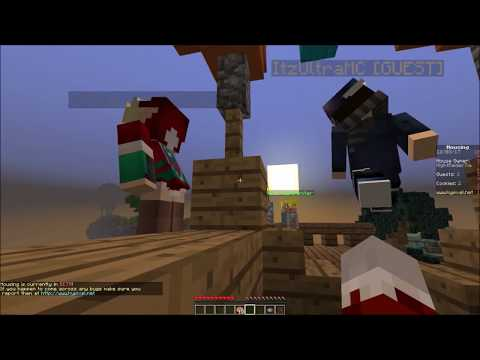 ADVENTURE IS OUT THERE! | Hypixel Minigames w/ Actor Friends