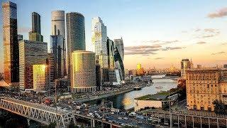 Клип о прогулке по Москве