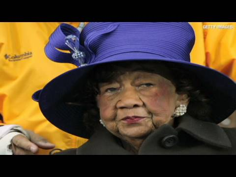 Hats off, Dorothy Height