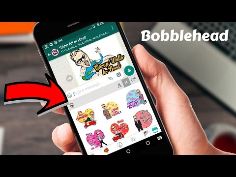 Bobble Keyboard & Stickers App on Android & iOS