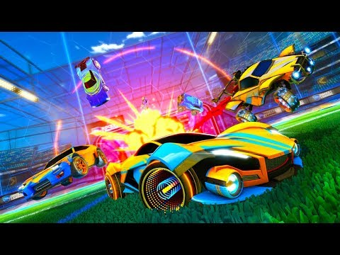 FINAL ÉPICO! - Rocket League