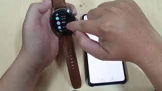 Huawei Watch GT2 hướng dẫn kết nối và sử dụng