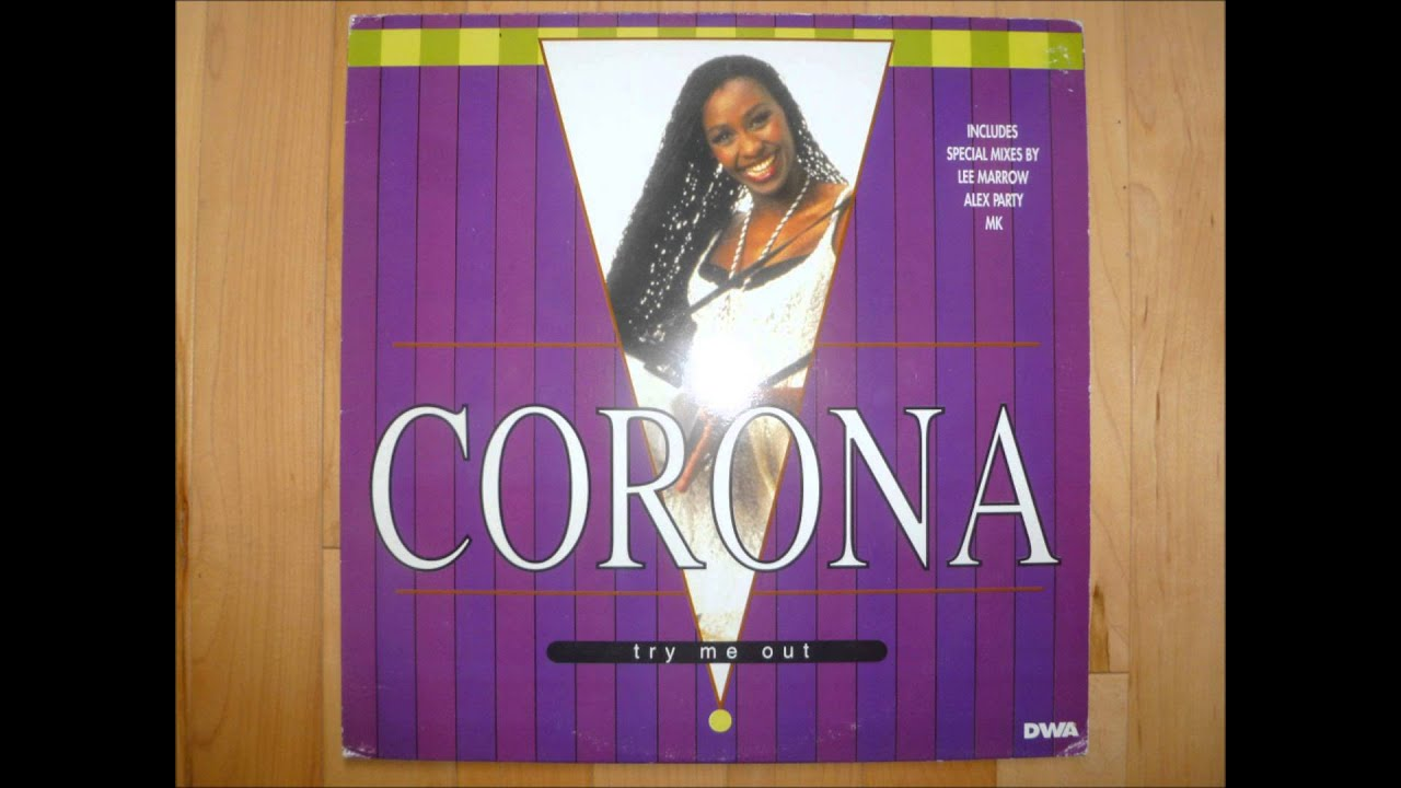 corona try me out lee marrow eurobeat mix
