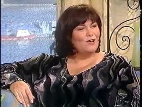 Dawn French interview (Sex & Chocolate - This Morning, 1998)
