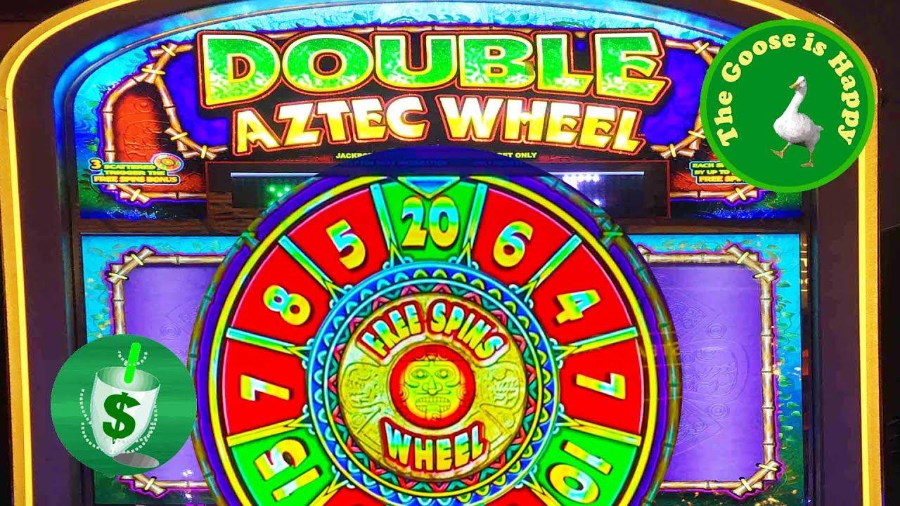 New slot machine wins