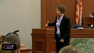 Sidney Moorer Trial Prosecution Closing Argument 06/23/16