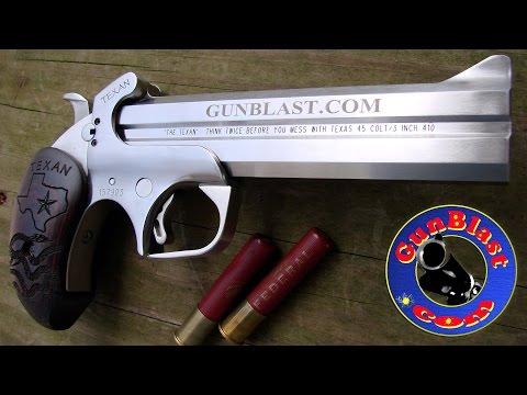 "Custom Bond Arms ""Texan"" 45 Colt / 410 Pistol Giveaway - Gunblast.com"