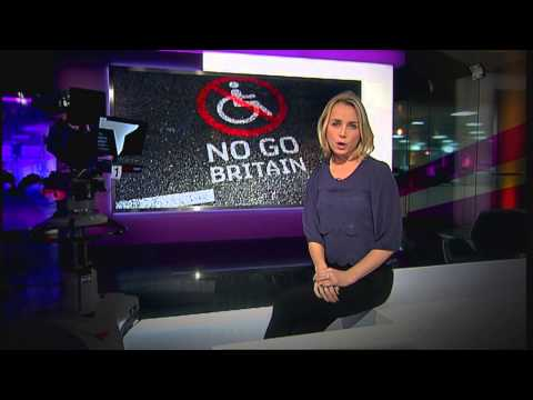 No Go Britain - A social media led investigation into transport for disabled people