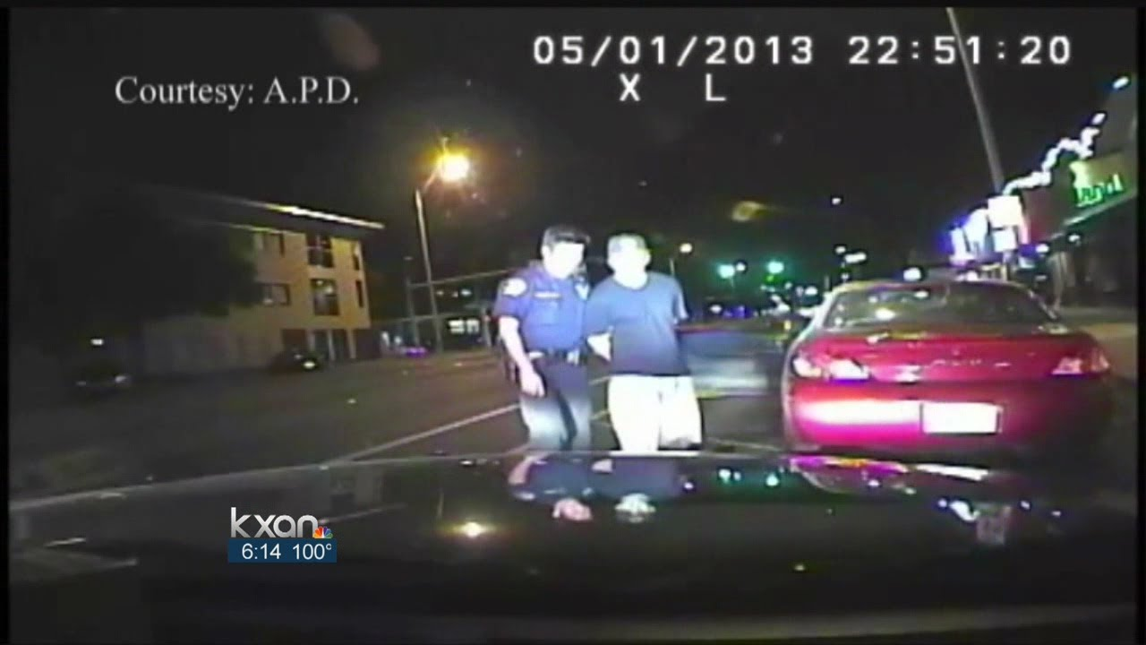 Austin driver 'traumatized' after police search