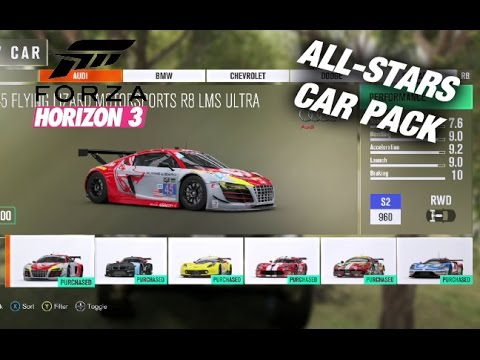 how to add wide fenders to vehicles in forza horizon