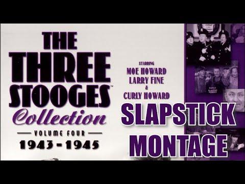 The Three Stooges (Volume 4) Slapstick Montage