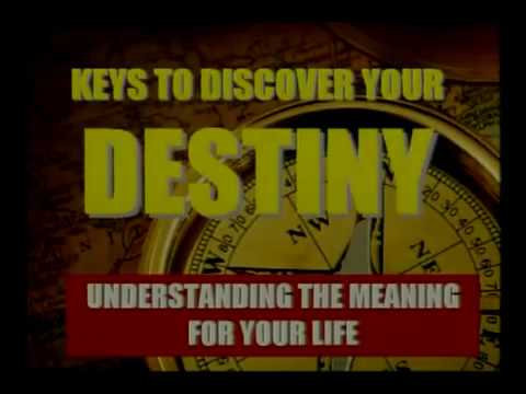 Keys to Discover your Destiny (1) by Dr Myles Munroe