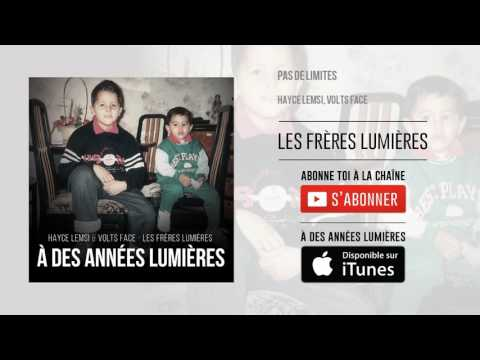 Hayce Lemsi & Volts Face - Pas de limites (Son officiel)