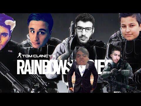 Kurd vs Kurd  in ranked rainbow six siege