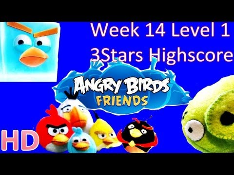Angry Birds Friends Tournament Week 74 Level 2 on October 14th 2013 Facebook from YouTube · Duration:  26 seconds