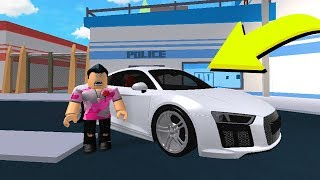 NEW CAR ADDED INTO ROBLOX JAILBREAK!!