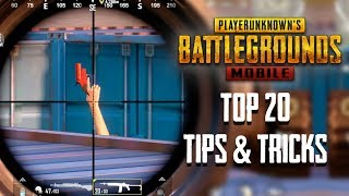 Top 20 Tips u0026 Tricks in PUBG Mobile | Ultimate Guide To Become a Pro #3