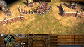 Age of Empires 3: The Warchiefs - 15 - Battle of the Little Bighorn