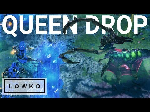 StarCraft 2: The QUEEN Counter-Attack!