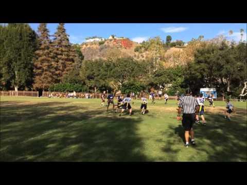 Lighthouse Church School of Santa Monica flag football 310-829-1741