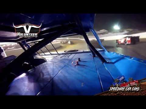 #21 Chris Rickett - #Grinch40 - 12-7-19 Volunteer Speedway - In-Car Camera