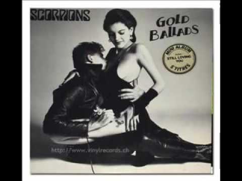 Scorpions   Gold Ballads Full Album