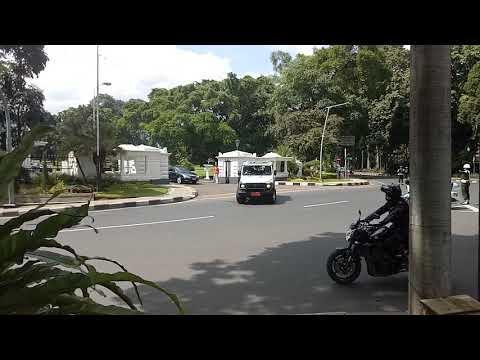 Kunjungan Presiden Nauru