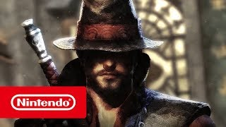 Victor Vran: Overkill Edition - Trailer (Nintendo Switch)
